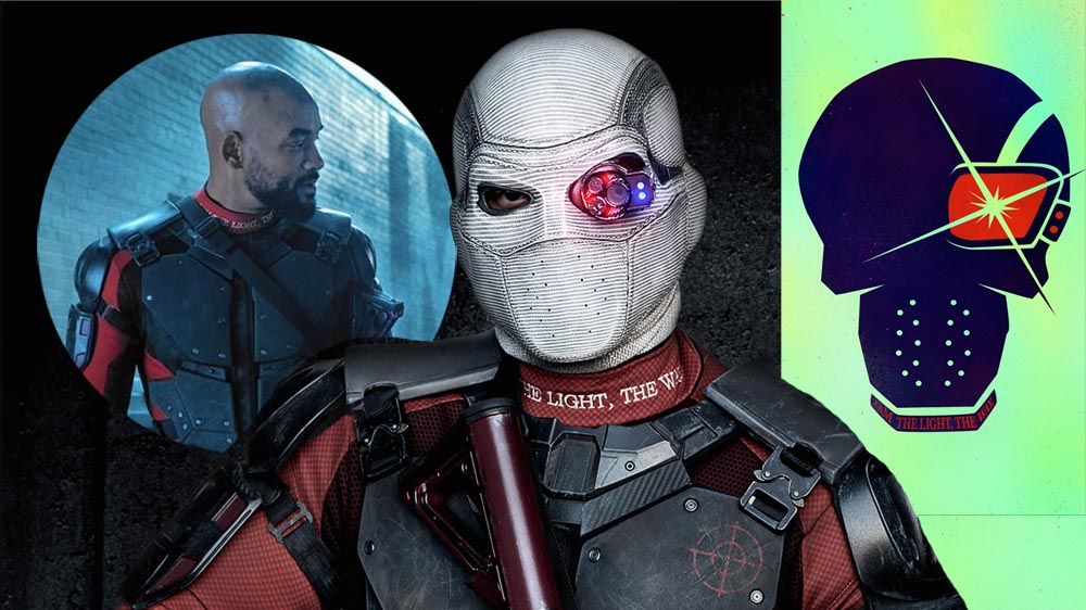 Will Smith talks Deadshot in Suicide Squad!