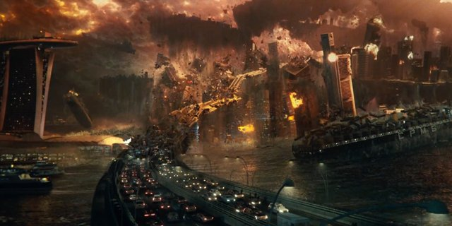 New Independence Day: Resurgence Trailer Leaves No Monument Unharmed