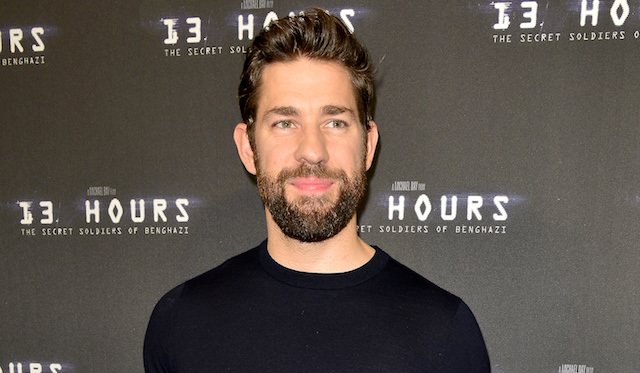 The Office and 13 Hours star John Krasinski has taken the title role in Amazon's new Jack Ryan series, based on the character created by Tom Clancy.