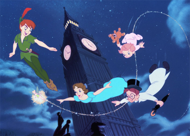 Disney Preparing Live-Action Peter Pan With Pete's Dragon Director