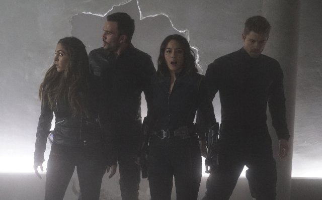 The Secret Warriors Go to Work in Two Marvel's Agents of Shield Clips