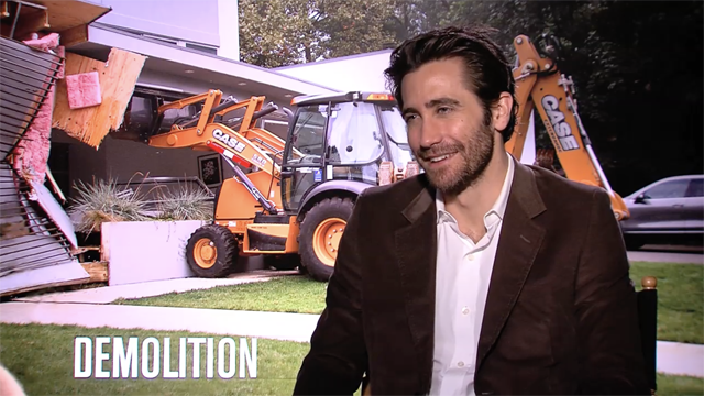 CS Interviews: Jake Gyllenhaal and the Cast of Demolition