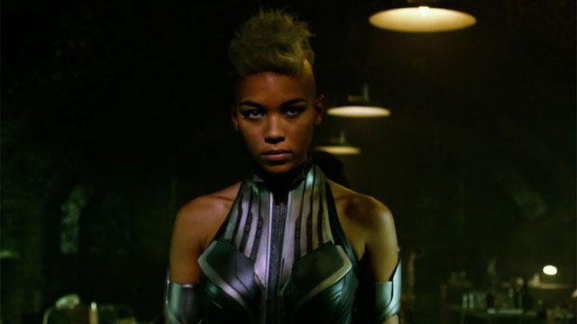 Storm is one of the newly recast X-Men Apocalypse characters.