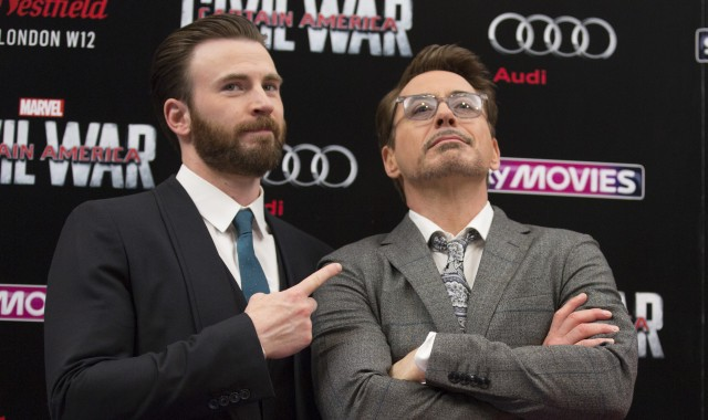 Captain America: Civil War London Premiere Photos and New Spider-Man TV Spot