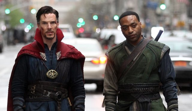 See the Sorcerer Supreme in Action in New Doctor Strange Set Photos!
