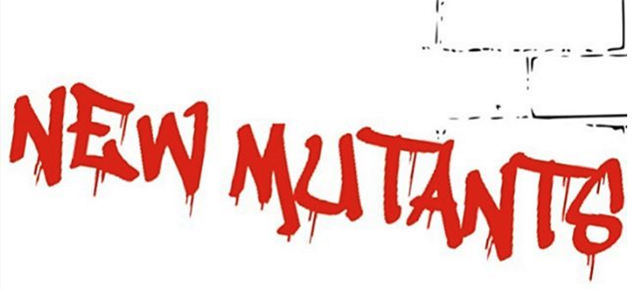Check out a logo for the New Mutants movie.
