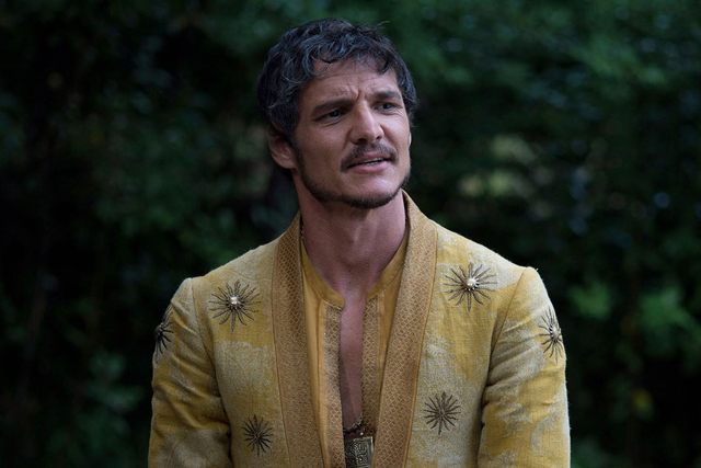 Pedro Pascal Boards Kingsman: The Golden Circle
