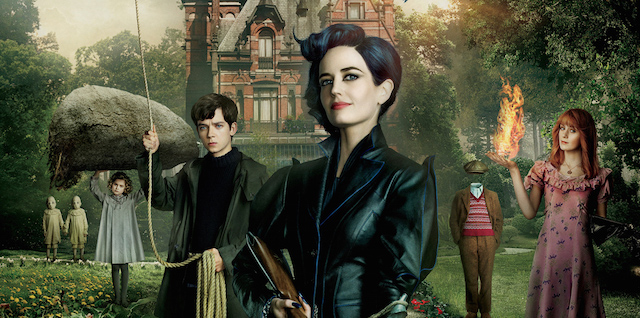 Miss Peregrine's Home for Peculiar Children was also focused on at the 20th Century Fox CinemaCon presentation.