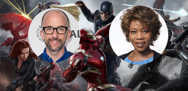 Is a Netflix crossover coming to Captain America: Civil War?