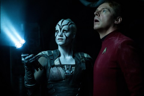 Simon Pegg teases this July's Star Trek Beyond and reveals how Star Trek fans themselves became instrumental in getting Star Trek Beyond exactly right.