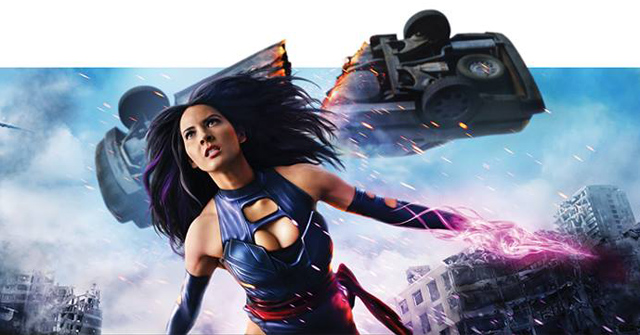 X-Men Apocalypse Preview Goes to War
