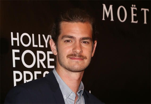 Andrew Garfield to Star in David Robert Mitchell's Under the Silver Lake