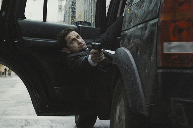 Exclusive London Has Fallen Behind-the-Scenes Car Chase Clip