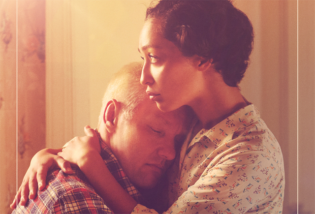 Loving Poster is Here, Featuring Joel Edgerton and Ruth Negga