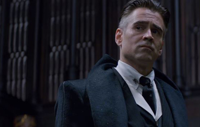 Exclusive: Colin Farrell Talks Fantastic Beasts and Where to Find Them