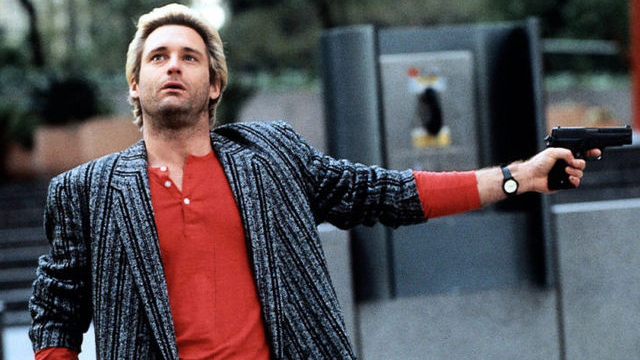 Ruthless People is among the earliest Bill Pullman movies.