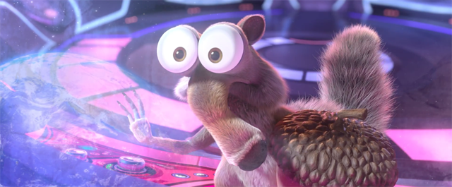 Ice Age: Collision Course Trailer Goes Where No Squirrel Has Gone Before