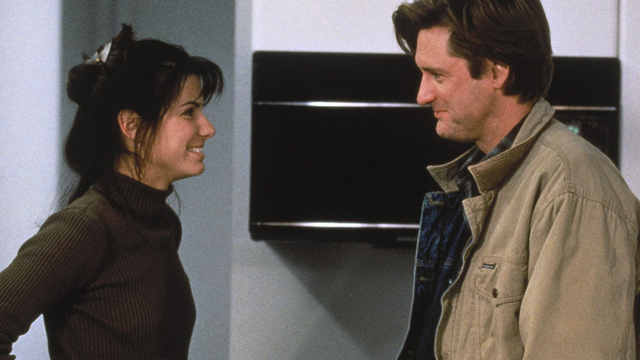 While You Were Sleeping is another popular one of the Bill Pullman movies.