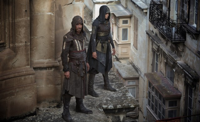 ComingSoon.net Visits the Set of Assassin's Creed!