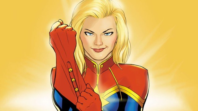 Brie Larson talks about playing the lead in the Captain Marvel film. Are you excited for the Captain Marvel film?
