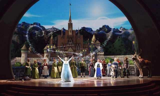 Frozen - Live at the Hyperion Opens May 27