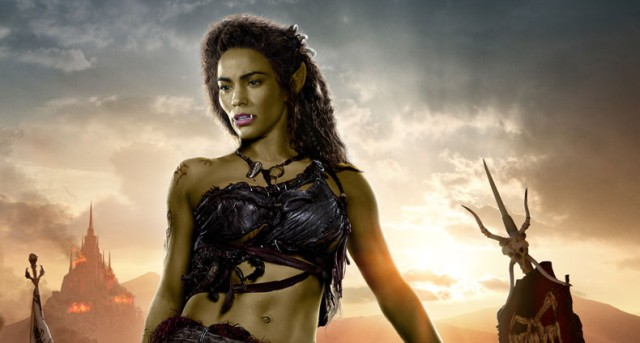 More Character Videos for Warcraft Released, Profiling Garona and Khadgar