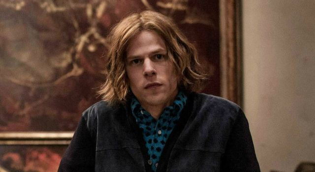 Jesse Eisenberg Thinks He's Coming Back as Lex Luthor for Justice League