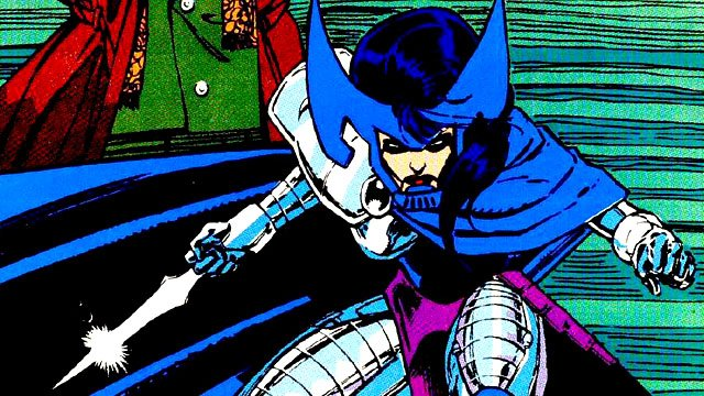 Psylocke's origin is long and complicated.