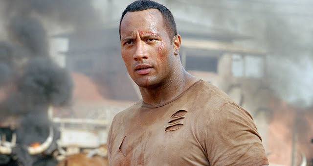 The Rundown is one of the best loved Dwayne Johnson movies.