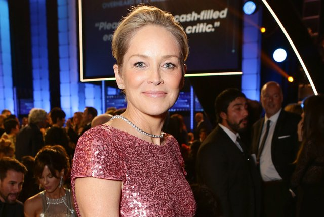 Sharon Stone to Appear in a Marvel Movie