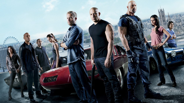 The Fast and Furious Justin Lin movies conclude with Furious Six.