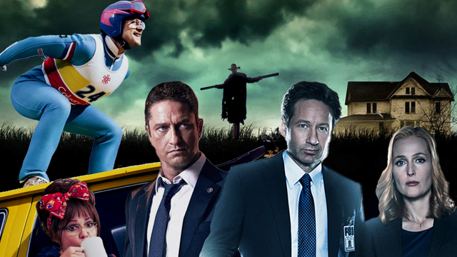 June 14 marks a busy week for DVD & Blu-ray! Check out the full list of new titles, including 10 Cloverfield Lane, London Has Fallen, Eddie the Eagle & more!