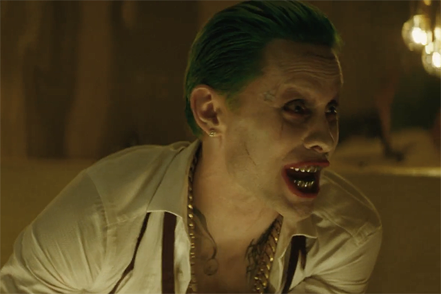 The Joker's Wild in Two New Suicide Squad Spots