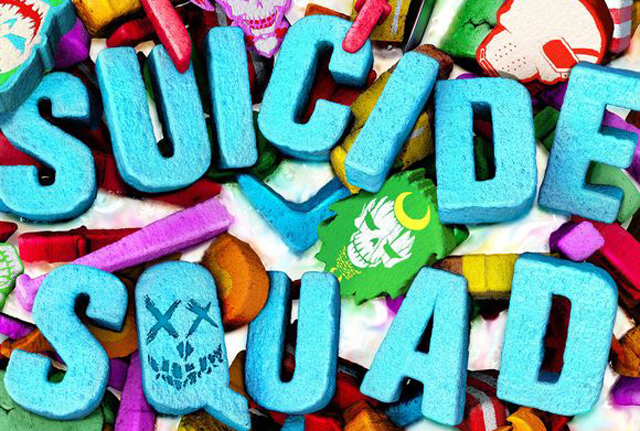 New Suicide Squad Posters Are Part of a Balanced Breakfast