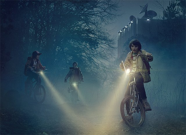 80's Movie Fans Will Dig Netflix's Stranger Things Trailer