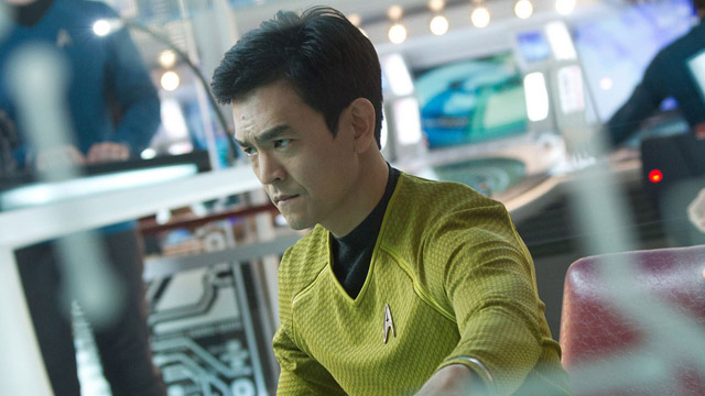 The John Cho movies list continues with Star Trek.