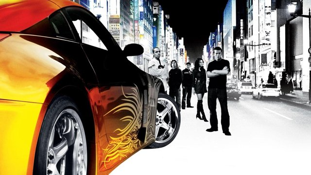Tokyo Drift is the first of four franchise Justin Lin movies.