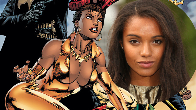 Maisie Richardson-Sellers is Legends of Tomorrow's new Vixen.