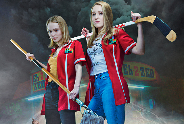 Yoga Hosers Poster Does Its 'Wurst