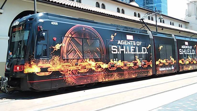 Marvel's Agents of SHIELD Comic-Con Panel Live Blog