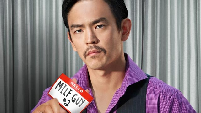 The John Cho movies list continues with American Reunion.