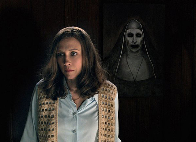 The Conjuring 2 Nun Getting Her Own Spin-Off