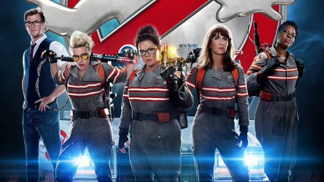 Answer the Call with the New Ghostbusters Poster!
