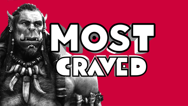 On the latest episode of Most Craved, we're talking about a number of video game related stories, including E3 2016 reveals, the Warcraft box office & more.