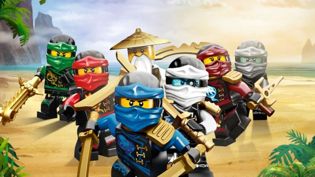 Voice Cast for The LEGO Ninjago Movie Revealed