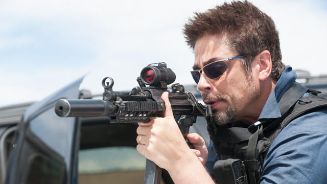 The Sicario sequel is officially titled Soldado.