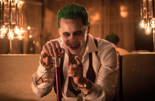 New Suicide Squad Pictures Debut