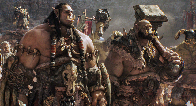 Warcraft China Box Office Tops $90 Million in Two Days