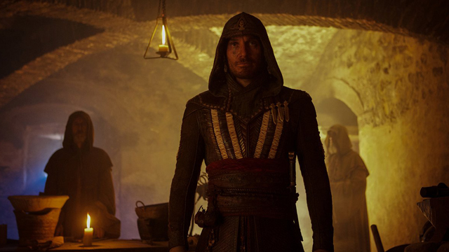 New 'Assassin's Creed' Images Thrust Michael Fassbender Into Action