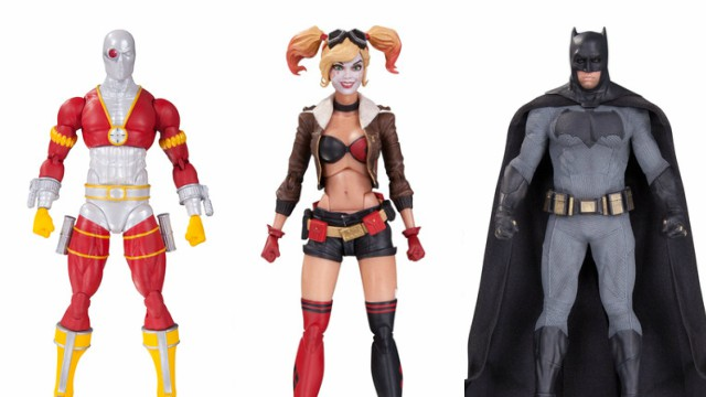 DC Collectibles Reveals from San Diego Comic-Con